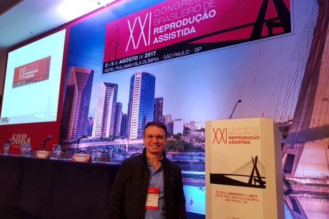 XXI Congresso Brasileiro de Reprodução Assistida – São Paulo SP